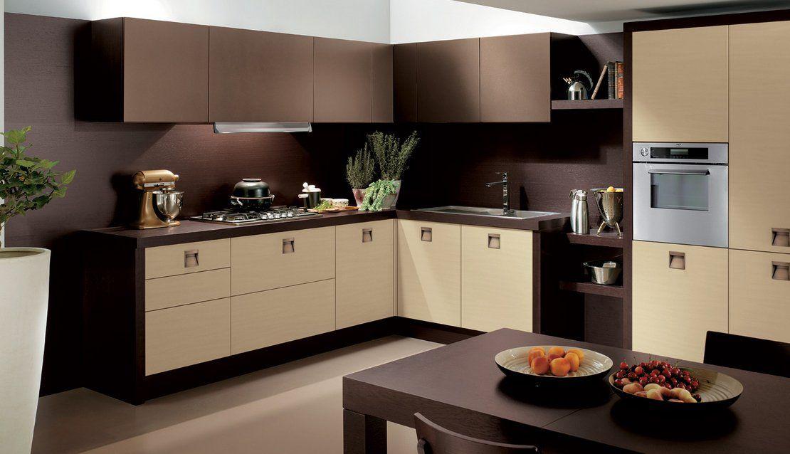 Cocinas modernas coloridas scavolini cocinas modernas for Mostrar cocinas modernas