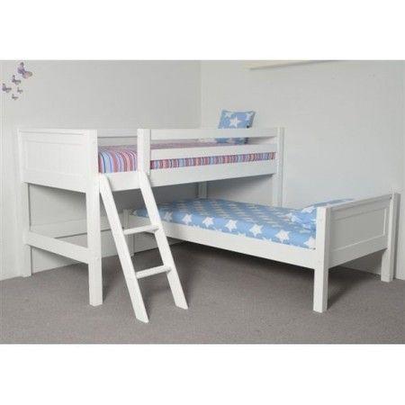 Midi Sleeper Low Line Bunk Furniture Beds Big Girl Room