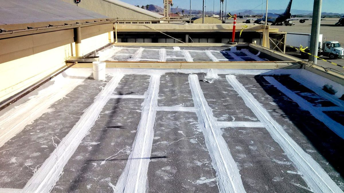 Commercial Roofing Painting Services Roofing Roofing Contractors