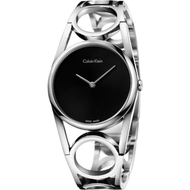 Reloj calvin klein round k5u2m141