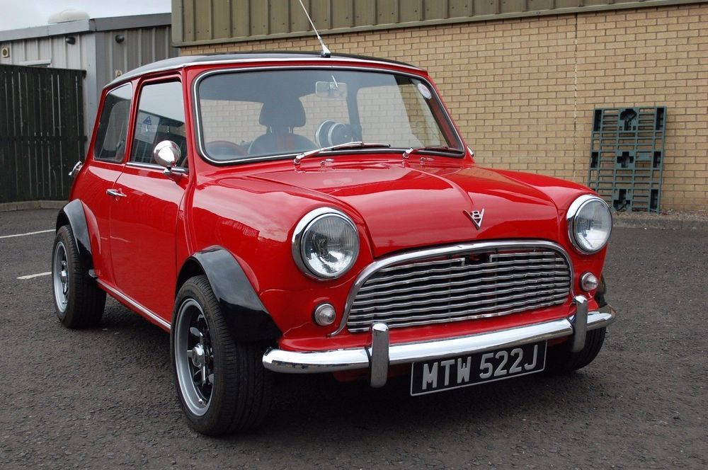 eBay: Austin Rover Mini V8 Hotrod Custom Car #classicmini #mini | UK ...