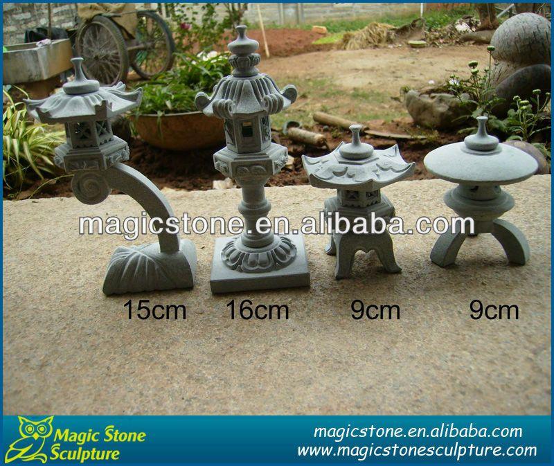 Miniature Stone Lantern
