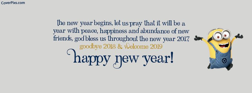 Awesomely Stylish Goodbye 2018 Hello 2019 Wishes Quotes Fb Covers