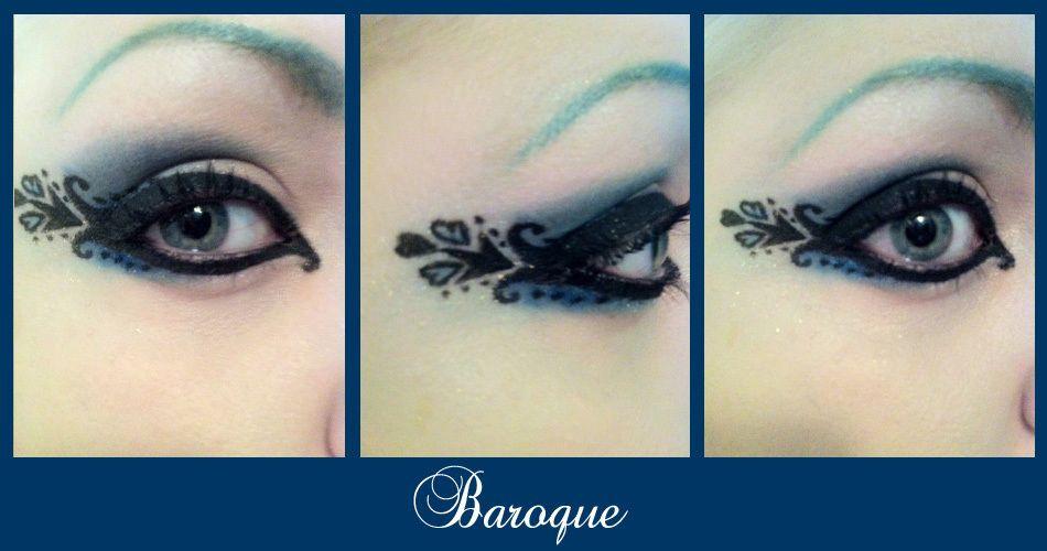 Baroque Makeup