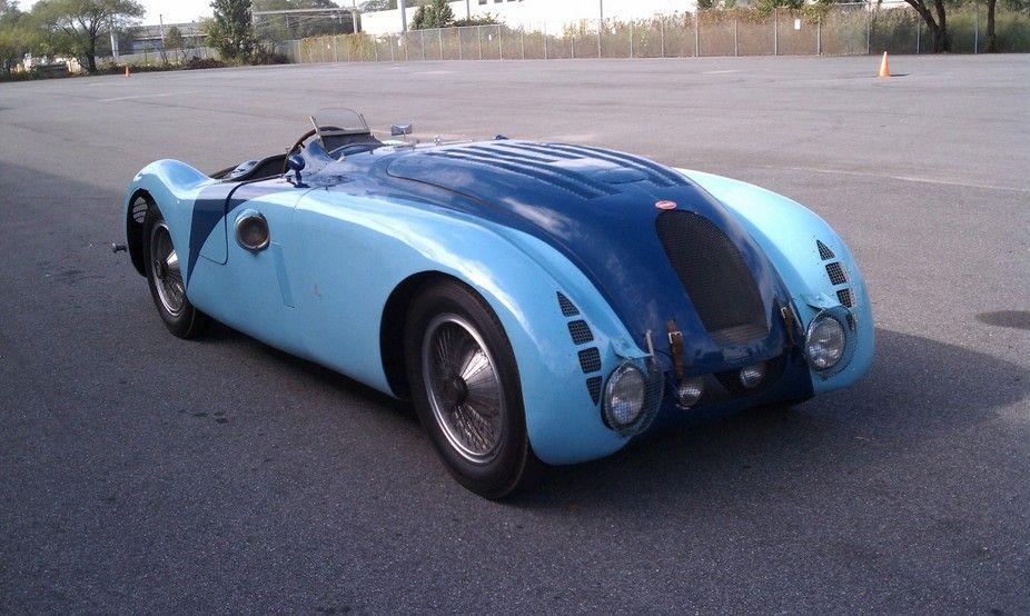 1939 Bugatti Type 57C Le Mans