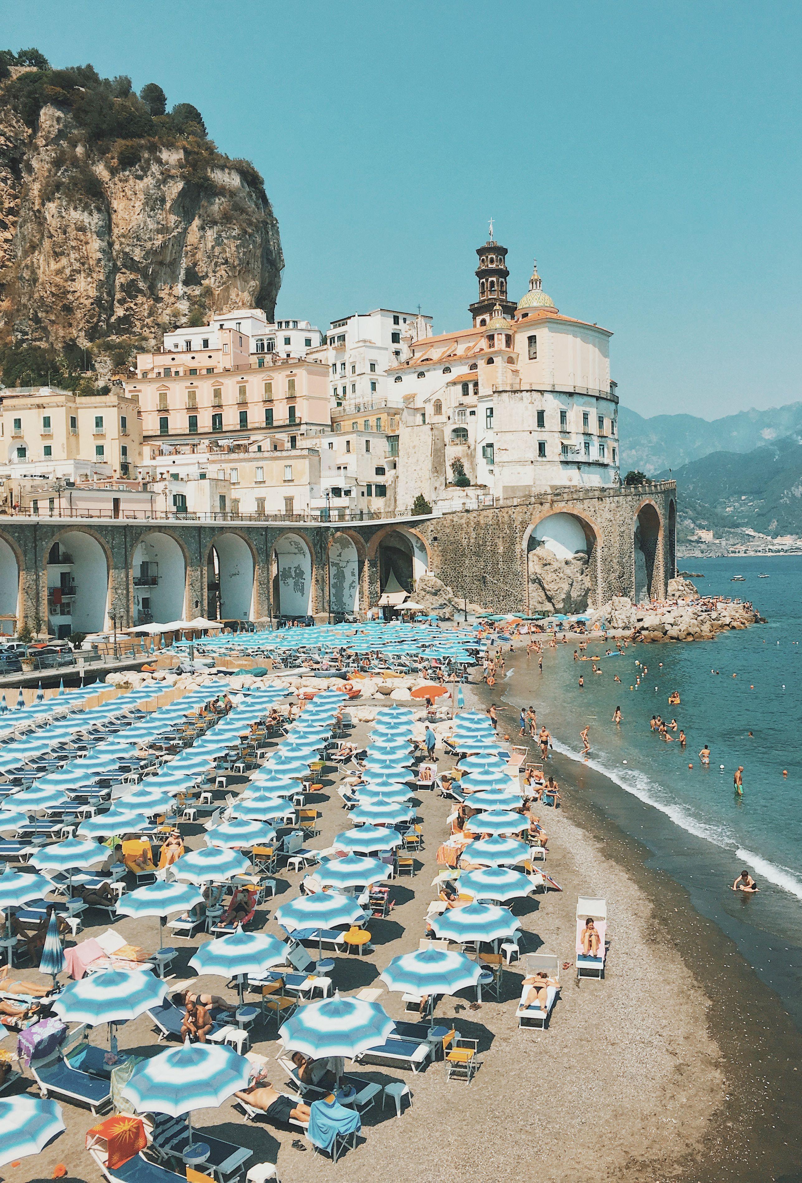 Pin By Satin Pine On Italy Luxury Beach Vacation Amalfi