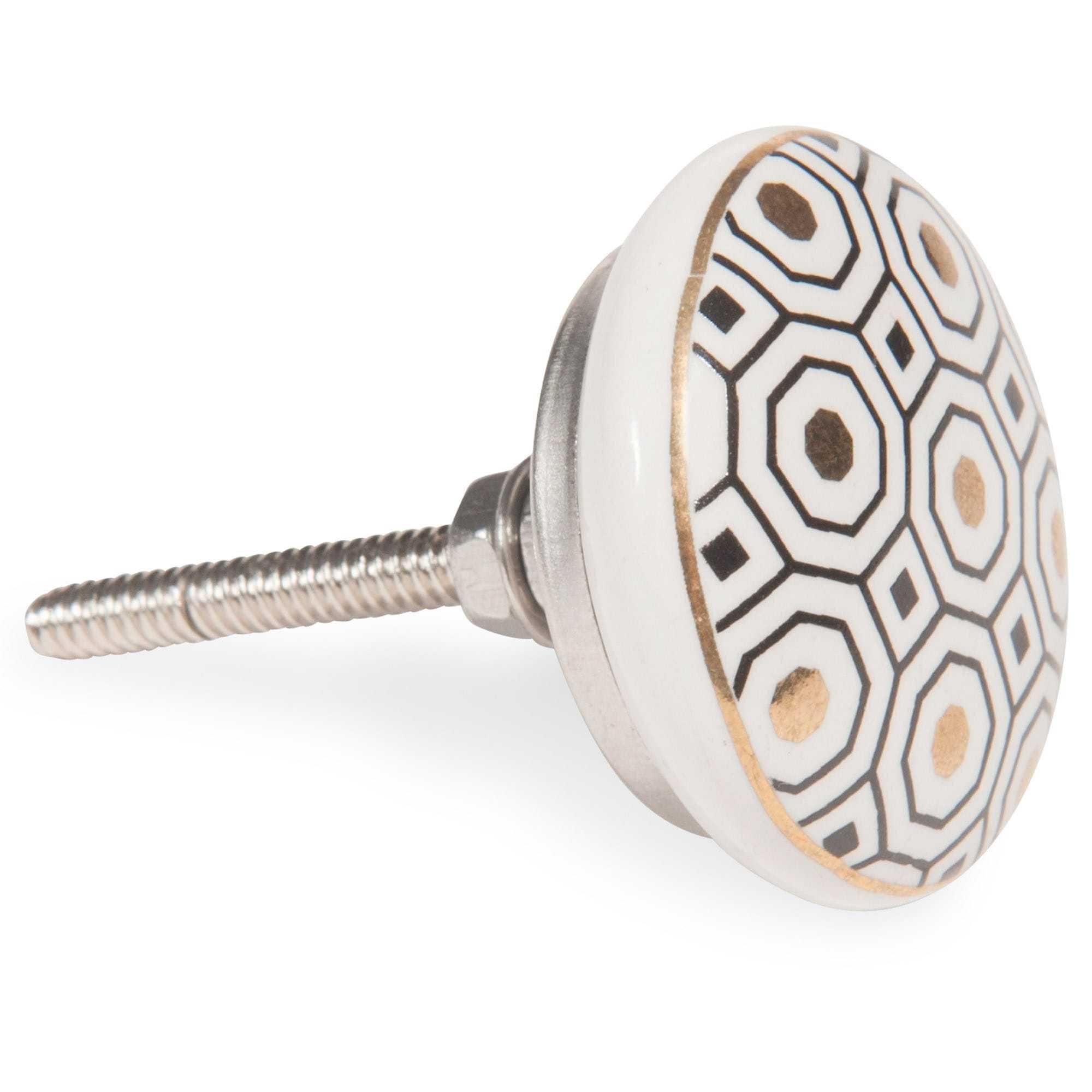 bouton de porte en céramique | bouton de porte, commode ancienne et