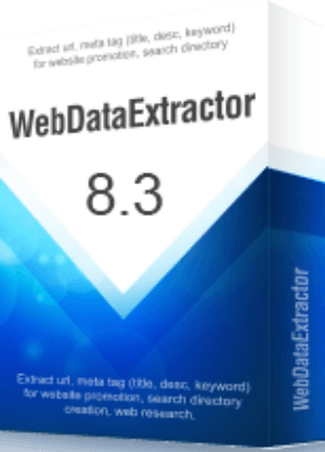 Web data Extractor 8 3 Crack License key free download