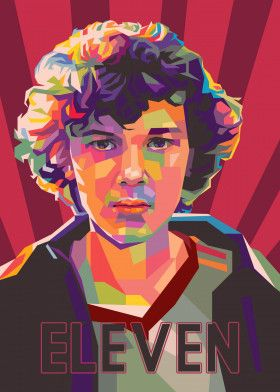 Eleven | Displate thumbnail