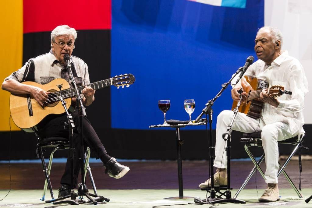 Dupla retorna à capital paulista com a turnê 'Dois Amigos, um Século de Música'