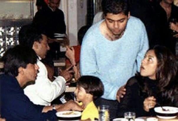 Image result for shahrukh karan gauri
