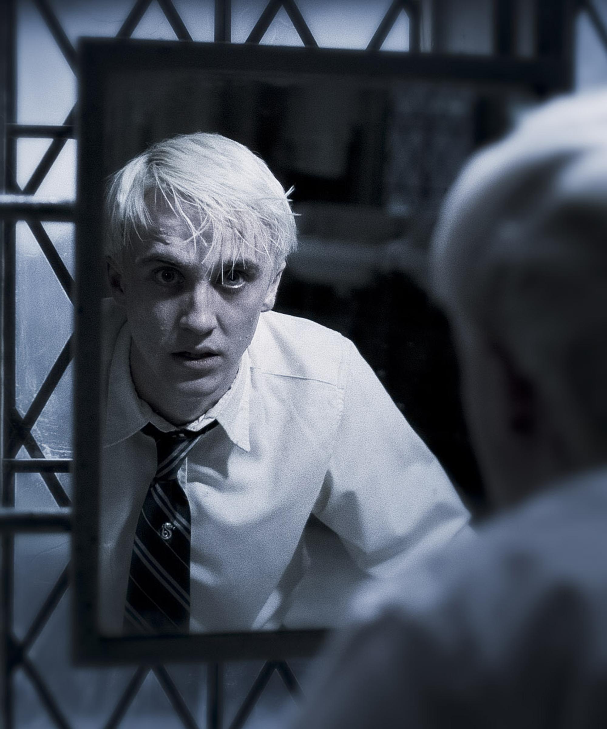 Diese Geloschte Szene Aus Harry Potter Beweist Dass Draco Doch Nicht So Schrecklich War Tom Felton Draco Malfoy Draco Draco Malfoy Aesthetic