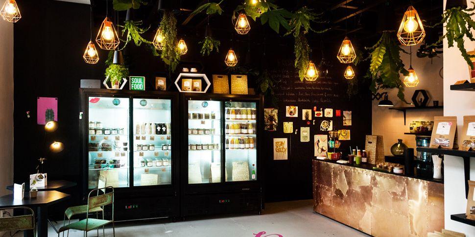 Deutschlandweit erster Detox Delight Pop Up Store am Odeonsplatz