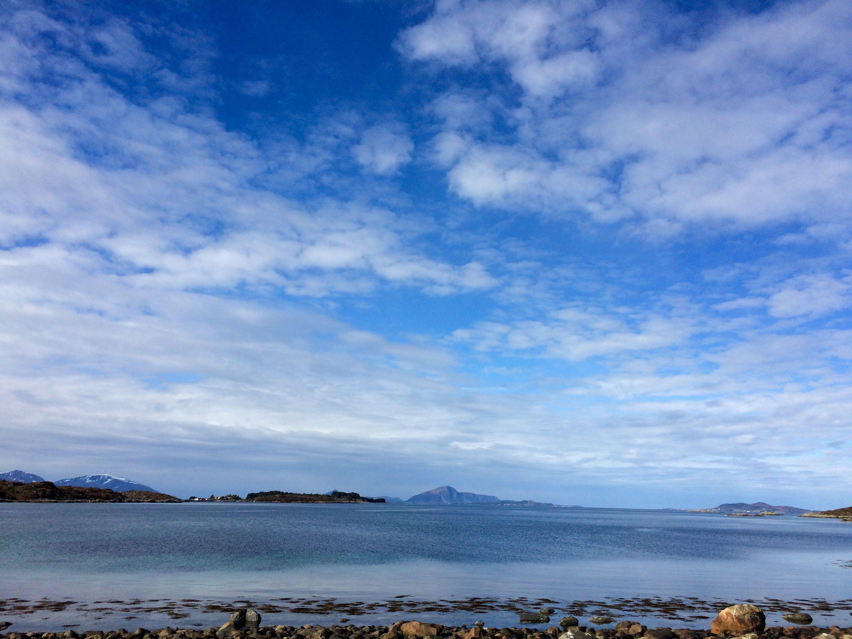 Норвегия остров Мидсунд 🇳🇴