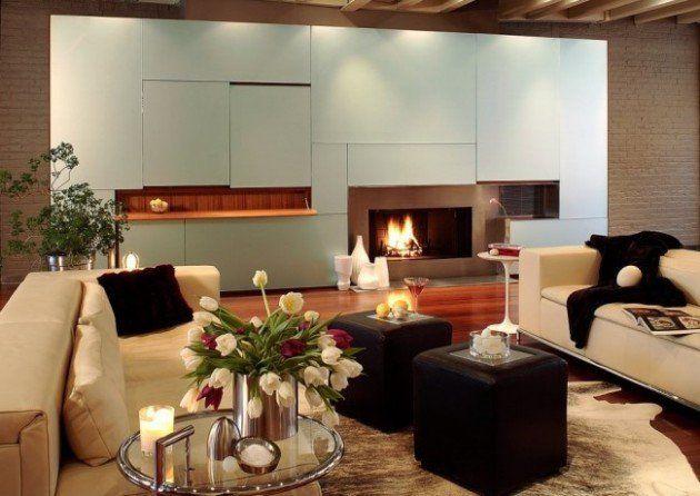 PRETTY COOL LIGHTING IDEAS | 20 Pretty Cool Lighting Ideas for Contemporary Living Room | www.bocadolobo.com/ #lightingideas #lighting