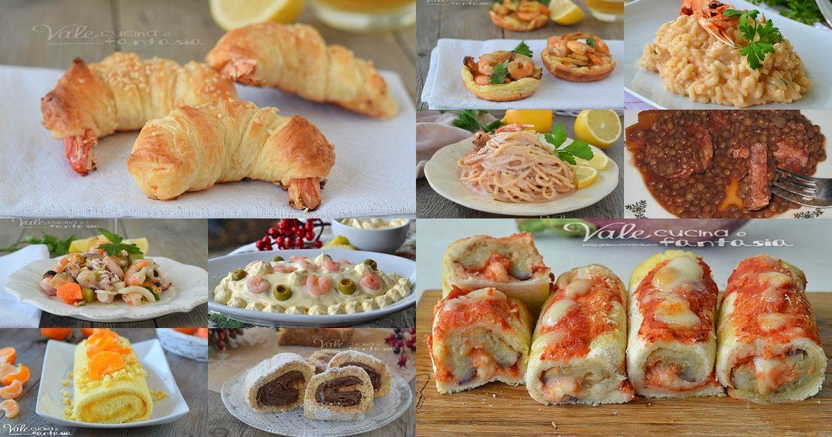 Antipasti Di Natale Cucina Italiana.Cenone Di Capodanno 150 Ricette Facili E Veloci Ricette Antipasti Di Natale Ricette Facili