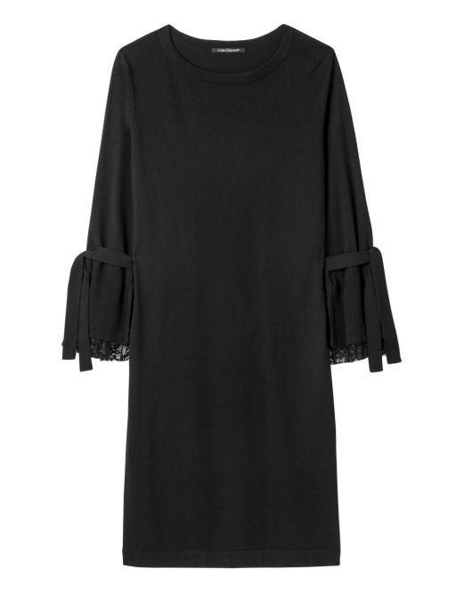 Luisa Cerano - Kleid mit Spitze | Kleid spitze, Luisa ...