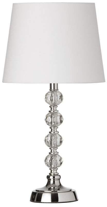 Willa Arlo Interiors Deston 17 5 Table Lamp Lamp Table Lamp Crystal Orb