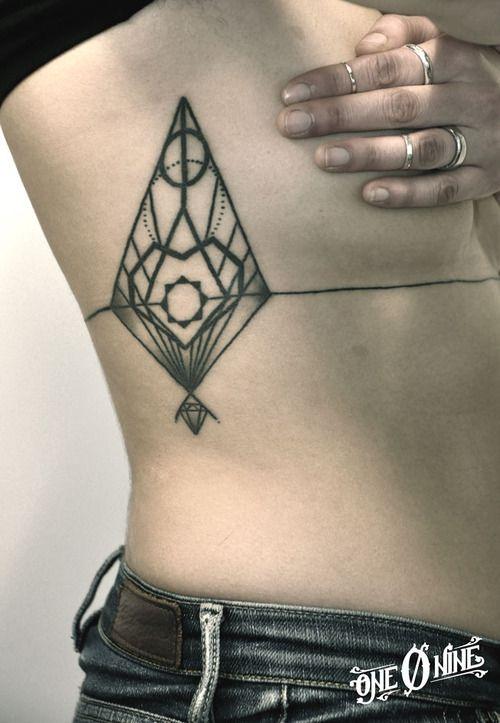 geometry tattoo  one o nine barcelona