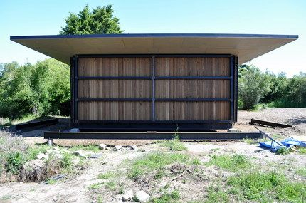 Shipping Container Homes | Ocotillo Wells Landowners