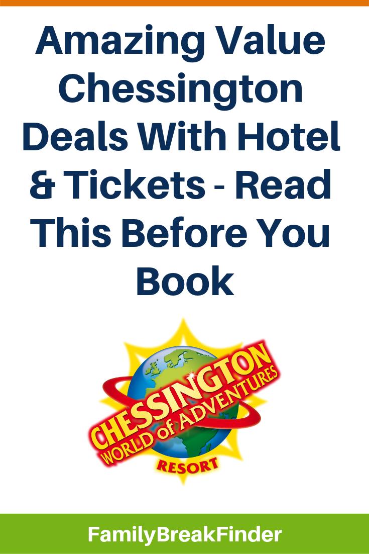 Chessington Hotel Ticket Deals In 2019 Adventure Resort Ticket Deals Hotel