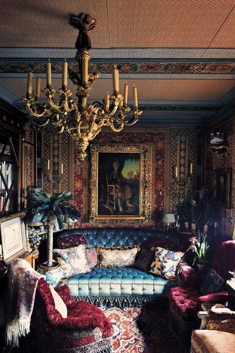 17+ Top Victorian Bohemian Decor Ideas #bohemian #bohemiandecor #decorideas