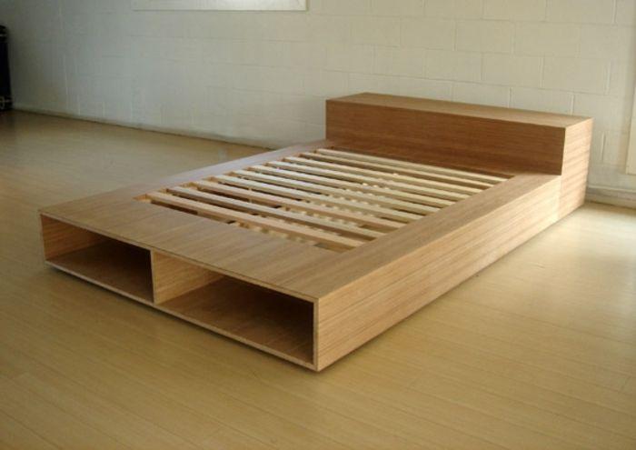 Das DIY Bett kann Ihr Schlafzimmer völlig umwandeln! - neue schlafzimmer look flou