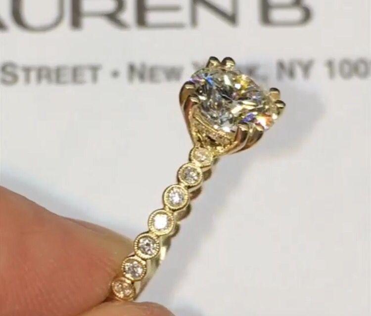 Favorite Lauren B engagement ring I Do Pinterest Engagement
