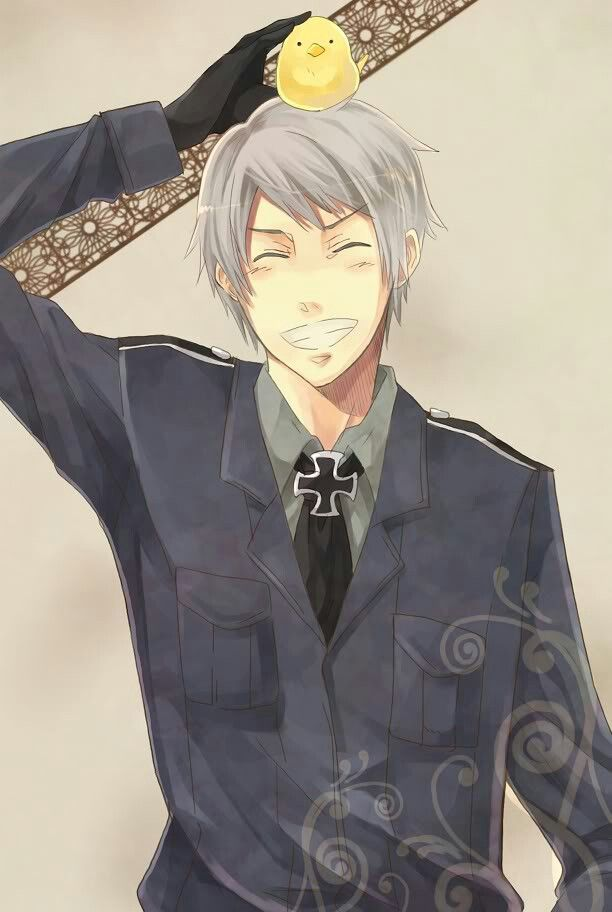 Happy Prussia :)