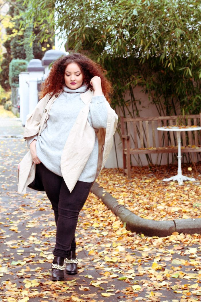 Cozy Plus Size Outfits Pinterest Pullover Große Größen And