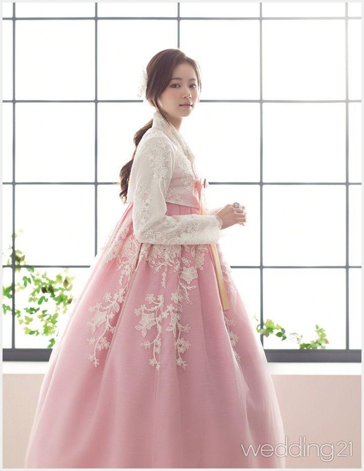 세상에 오직하나 디자인 한복, 황금단 hanbok cute | New Korean Fashion ...