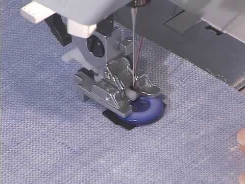 how to use pfaff ambition zipper foot