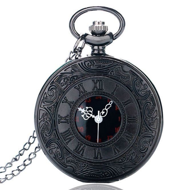 Vintage Steampunk Analogue Display Pocket Watch In 2020