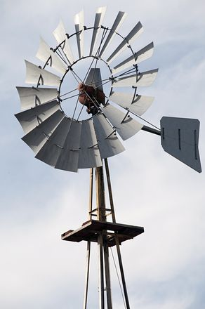 Old Style Windmill Weather Vane Free Photo Files 1206170