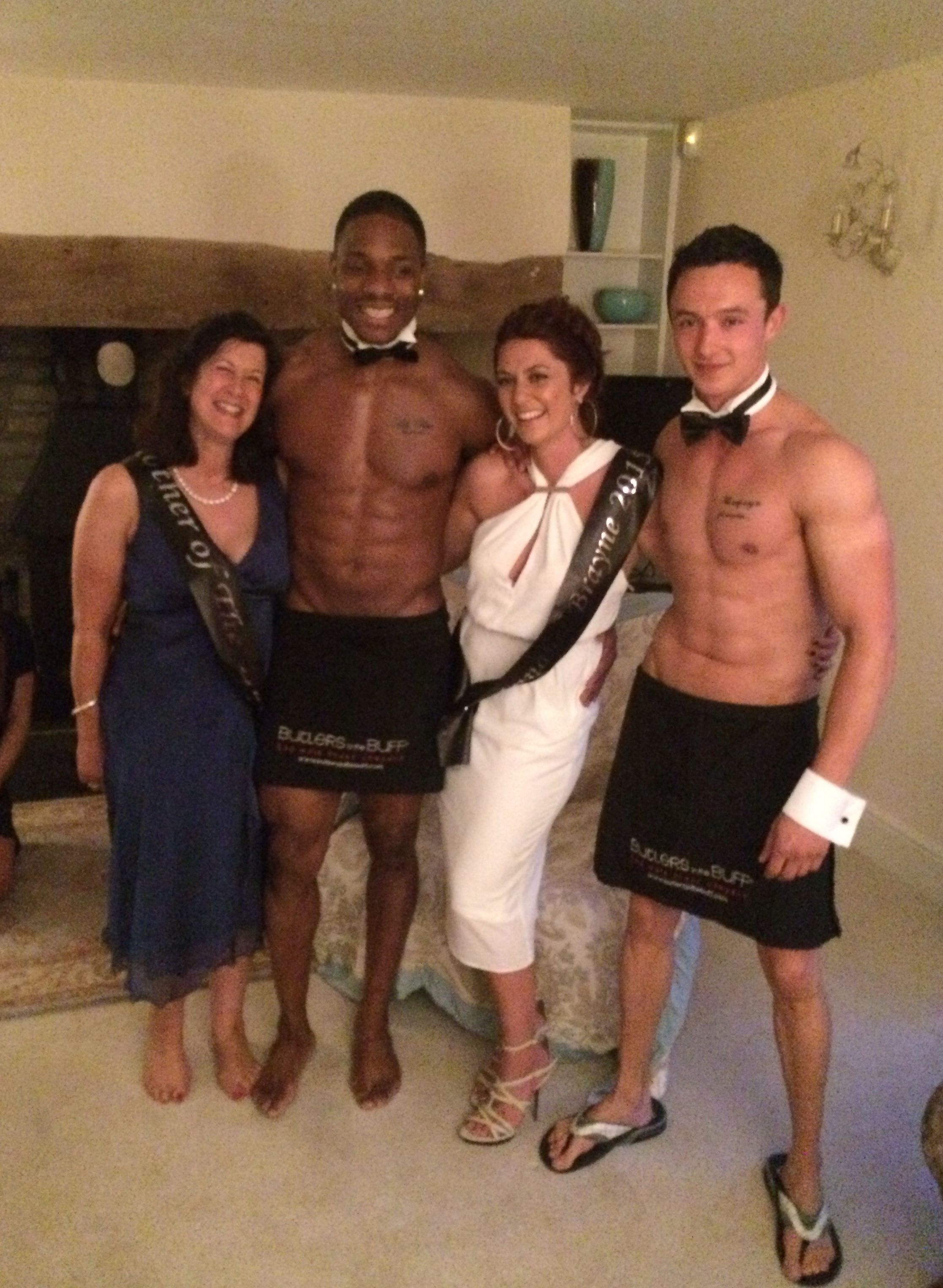 Hy Customer The Perfect Butlers Service Provided By In Buff Was