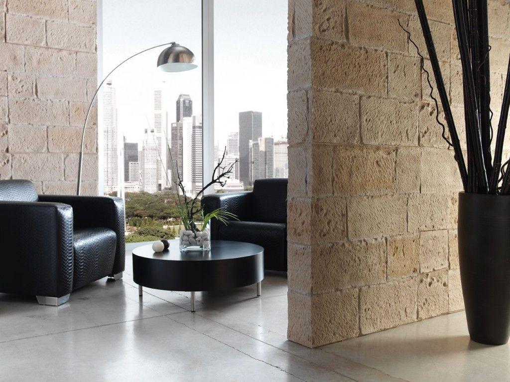 Sillar for the home pinterest panel piedra muro de - Panel piedra interior ...