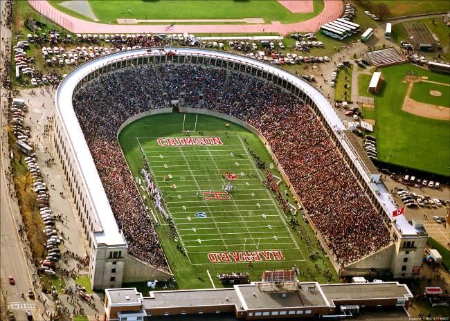 Harvard Football Pics Harvard Stadium Football History Harvard Harvard Football Harvard Sports Stadium