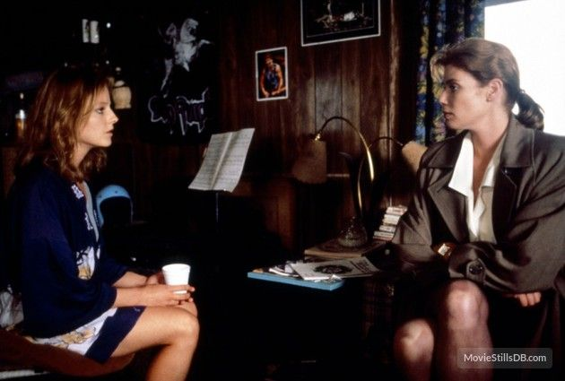 the accused jodie foster and kelly mcgillis movie  the accused