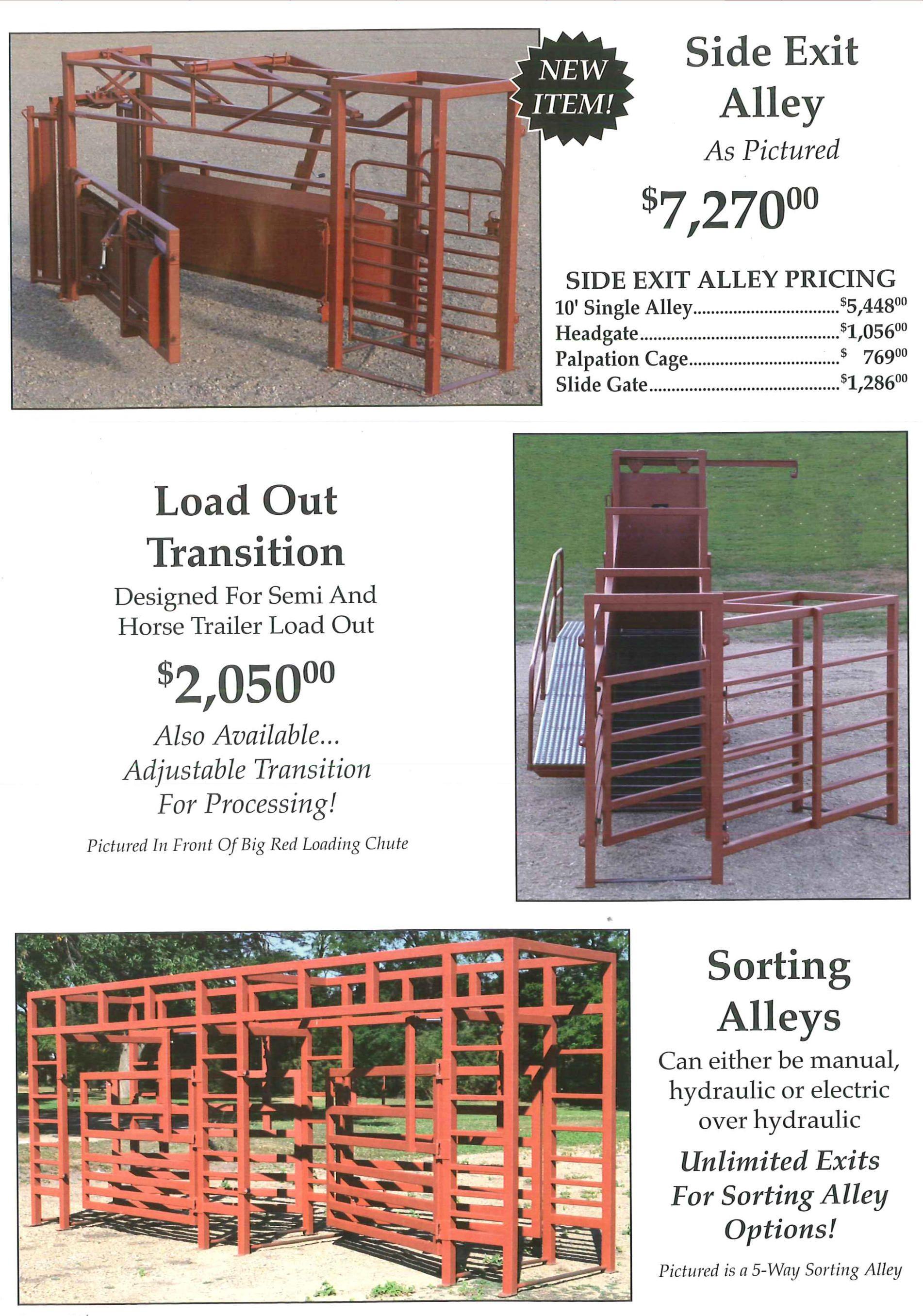 walden feeder tarter feeders ranch farm april supplies auction