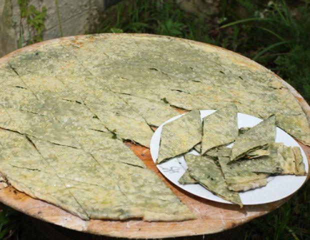 Soparnik (Mangold-Kuchen) - Rezept | Receta