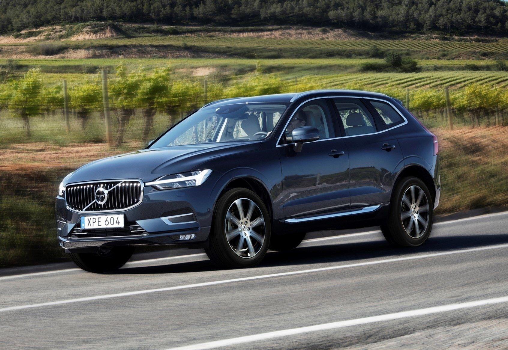 Volvo Xc60 Review Spy Shoot Volvo xc60, Volvo, New cars