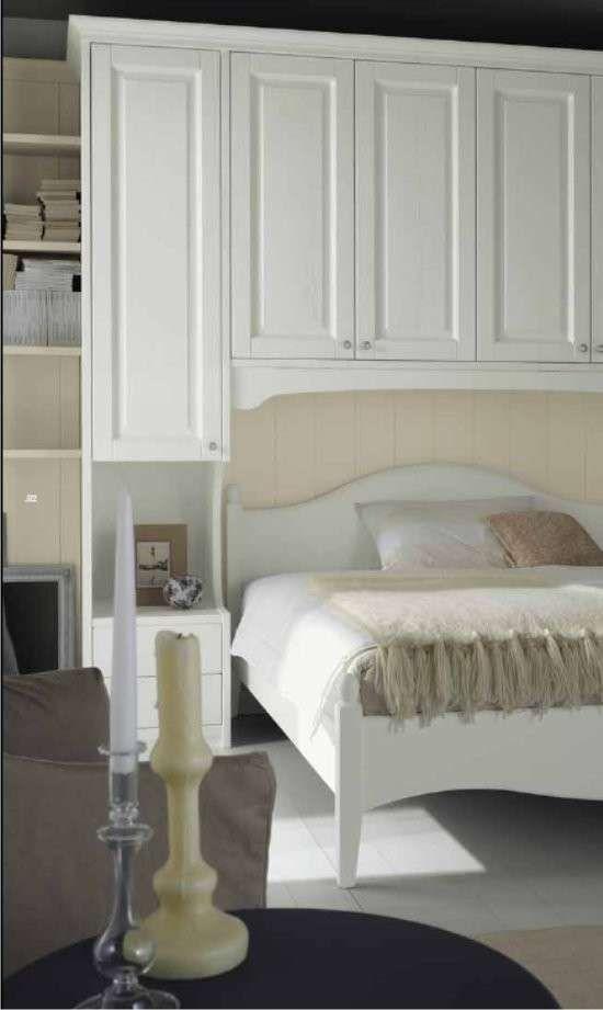 Camere da letto a ponte da Ikea a Mercatone Uno i modelli