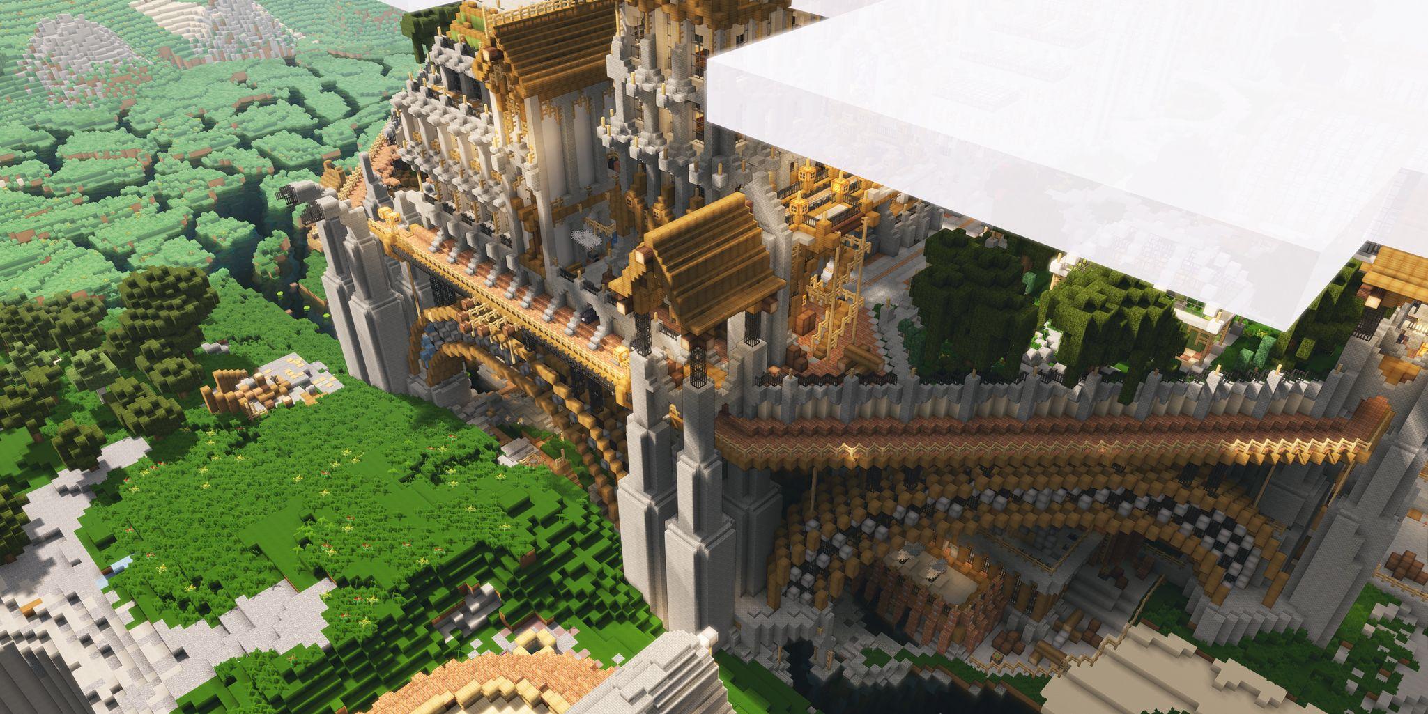 Minecraft (Mojang, 2011)
