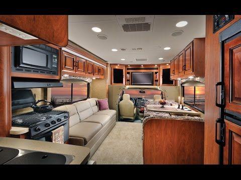 2017 Forest River RV Sunseeker [Class C Motorhome - CamperVan] - YouTube