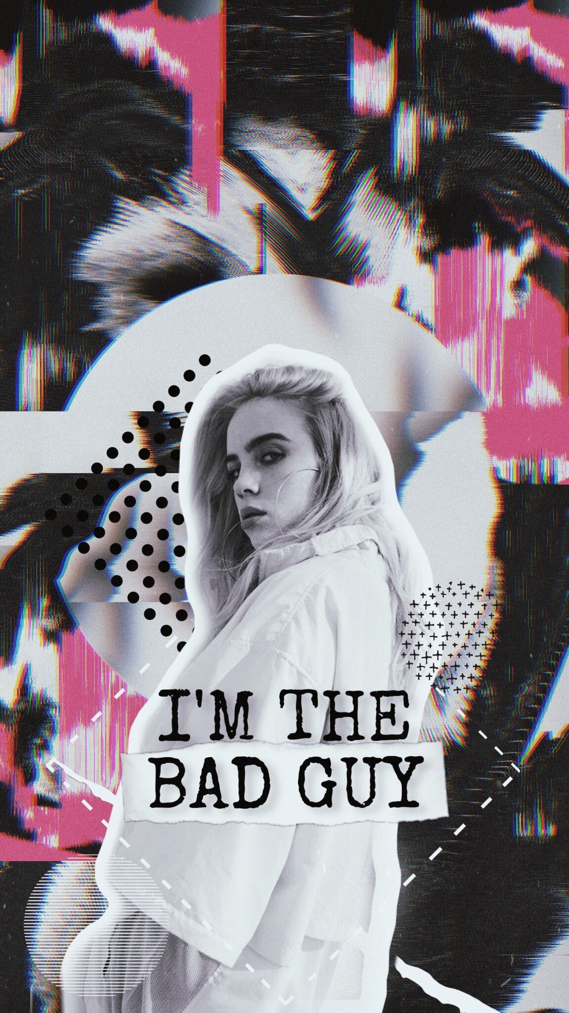 10 Ways To Use Stickers To Flood Your Socials With Billie Eilish Fan Art Create Discover With Picsart Billie Billie Eilish Cute Wallpapers