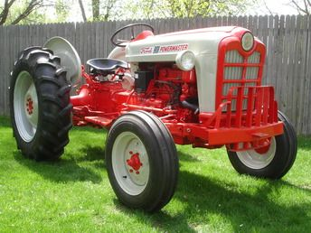 1960 Ford 861 Powermaster Maintenance Restoration Of Old Vintage Vehicles The Material For New Cogs Casters Gears Pads Ford Tractors Tractors 8n Ford Tractor