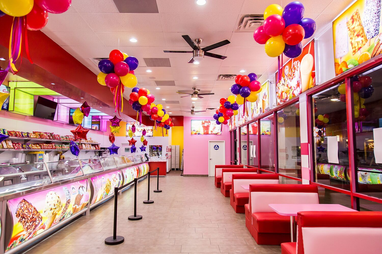 Decoracion De Paleteria Y Neveria Ice Cream Shop Www Ideomax Com