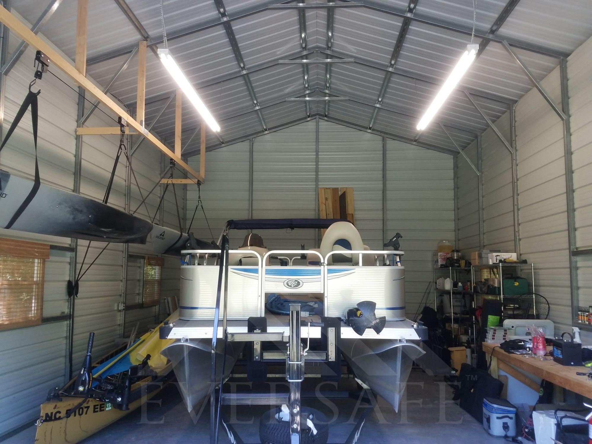 Prefab Metal Garage buildings offer a wide variety of