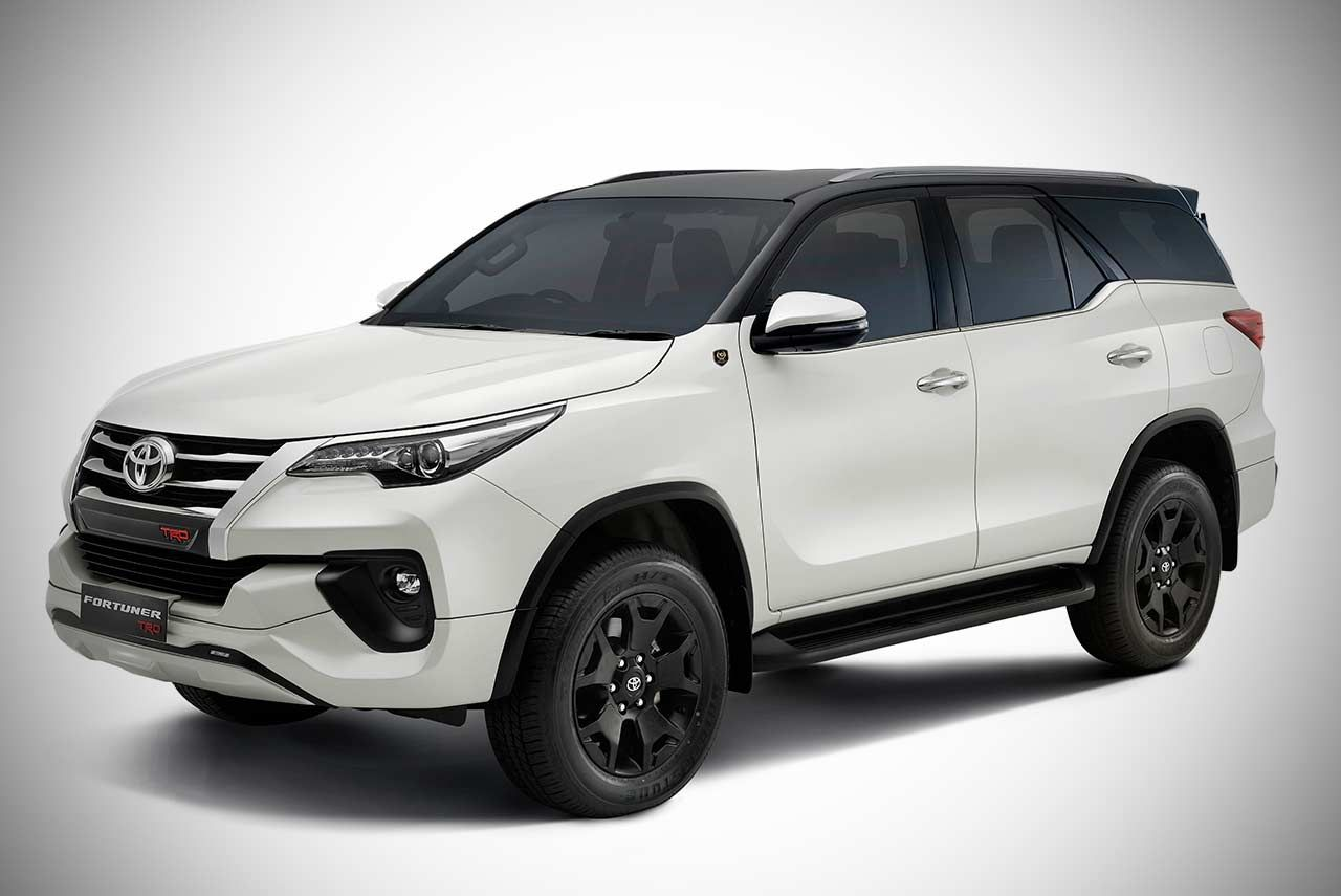 Toyota Fortuner TRD Celebratory Edition Priced at INR 33