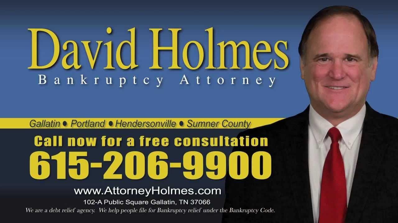 Portland Bankruptcy Lawyer | 615-206-9900 | Bankruptcy Attorney Portland TN https://youtu.be/PAEMXQA1J_0 #Portland